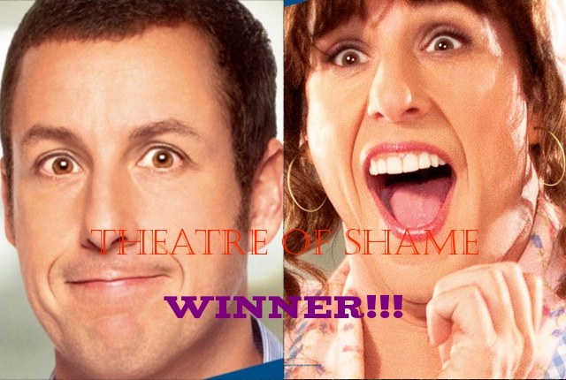 Theatre of Shame Winner